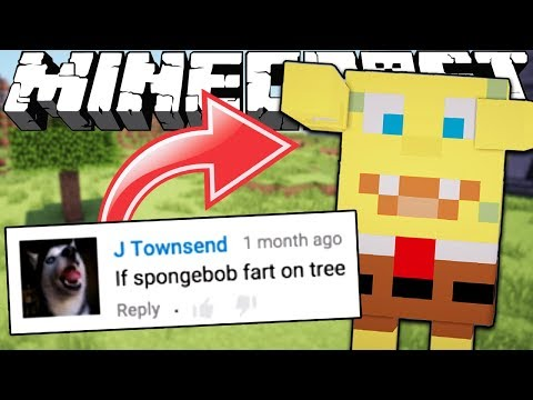 Thumbnail: Top 10 WEIRDEST COMMENTS (Minecraft Video Suggestions)