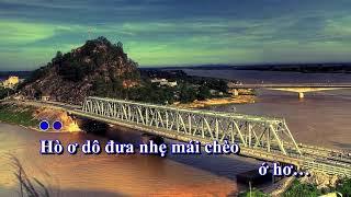 Chào sông Mã anh hùng Karaoke Chao song Ma anh hung Karaoke