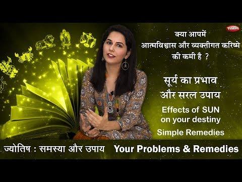 Get Power, Position & Confidence   Sun in Astrology   Vedic Astrology & SUN