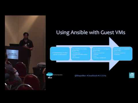 CloudStack and Ansible - Cloud Era Configuration Management