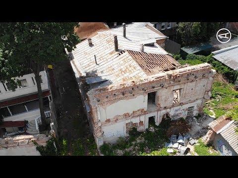 В доме по ул. Свободы, 35 начали разбирать крышу. Накипело