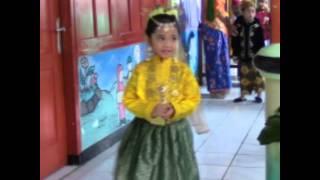 Nabilah - Lagu Aku anak indonesia - tasya