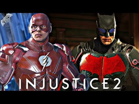 Thumbnail: Injustice 2 - EPIC JUSTICE LEAGUE MOVIE GEAR REVEALED!