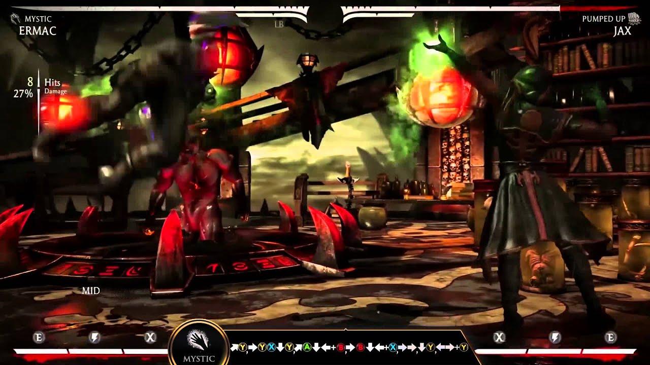 Mortal Kombat X: Kombat Klass - Ermac
