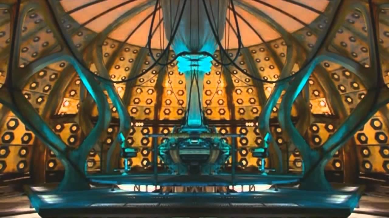 Doctor Tardis Console