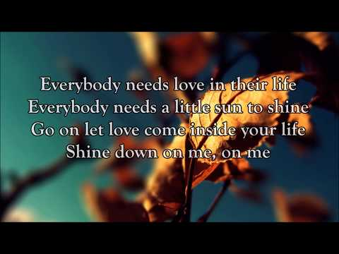 Anthony Hamilton - Everybody | Lyrics