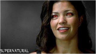 Сэм убивает Демона Перекрестка | Сверхъестественное