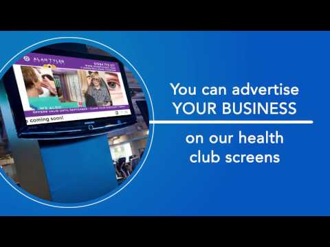 Zoom Media Local Sales - Health Club Promotional Video