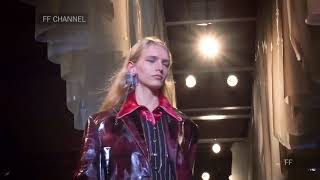 Acne Studios | Spring Summer 2018 Full Fashion Show | Exclusive -fashion week show