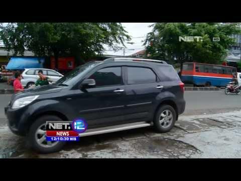 NET12 - Bengkel banjir pelanggan karena banyak mobil mogok