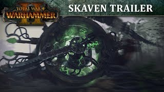 Total War: WARHAMMER 2 – Skaven In-Engine Trailer