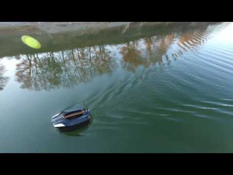 Toslon X-Pilot - Easy to use Baitboat Autopilot