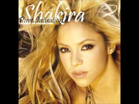 Shakira - Pure Intuition (Official Audio)