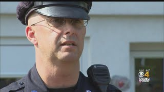 'It's Overwhelming': Norton Police Officer Revives National Grid Worker