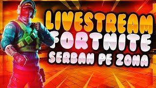 Live #174 | Live cu fortnite + skin nou