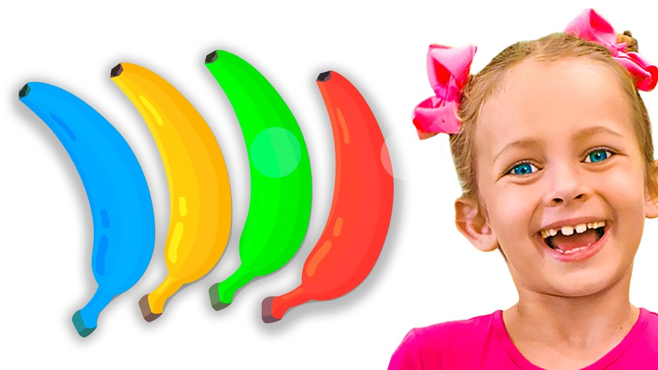 What a fruit? Kids Cartoon Song for kids   Maya and Mary Nursery Rhymes & Kids Songs