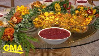 Chef Geoffrey Zakarians tips, recipes to make Thanksgiving hassle-free