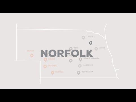 Experience Nebraska: Norfolk