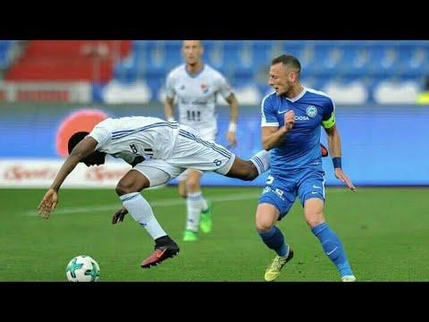 FC Baník Ostrava  - FC Slovan Liberec - 1:1 - 12.5.2018 - GÓLY