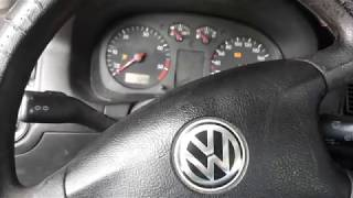 VW Golf not starting / VW Golf relay problems