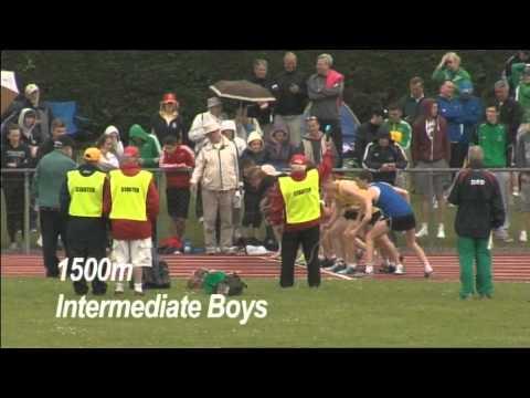 All-Ireland Schools Athletics 2012