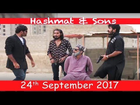 Hashmat Ki Kidnapping | Hashmat & Sons | SAMAA TV | 24 Sept 2017