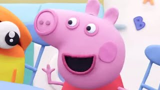 Play Doh Videos ⭐️ Peppa Pig x Play Doh ⭐️ Muddy Puddles!