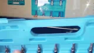 Reviews: Capri tools 30032 master hex but socket set metric and sae. 33 peice.