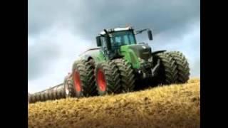 Największe maszyny rolnicze
