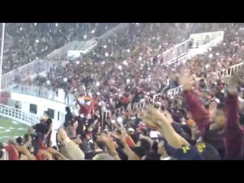 Jakmania Chant At Stadion Pakansari