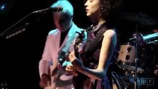 David Byrne & St. Vincent - Strange Overtones (NPR Live Music, 2012)