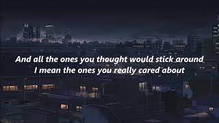 CRUSH - Lay Your Head On Me (Lyrics)