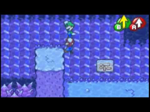Mario & Luigi: Superstar Saga Walkthrough Part 8: Fire & Thunder, Seabed