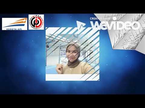 VIDEO NOMINASI selfie bersama pt. kereta api dan radio vina vira fm