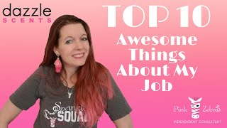Top 10 Awesome Thİngs About Being a Pink Zebra Consultant
