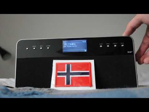 OSLO, Norway - FM RADIO BANDSCAN (dead FM?)