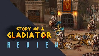 Story of a Gladiator Review (Video Game Video Review)