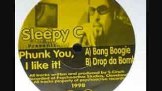 Sleepy C - Drop Da Bomb.wmv