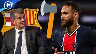 Le FC Barcelone et Neymar enterrent la hache de guerre | Revue de presse