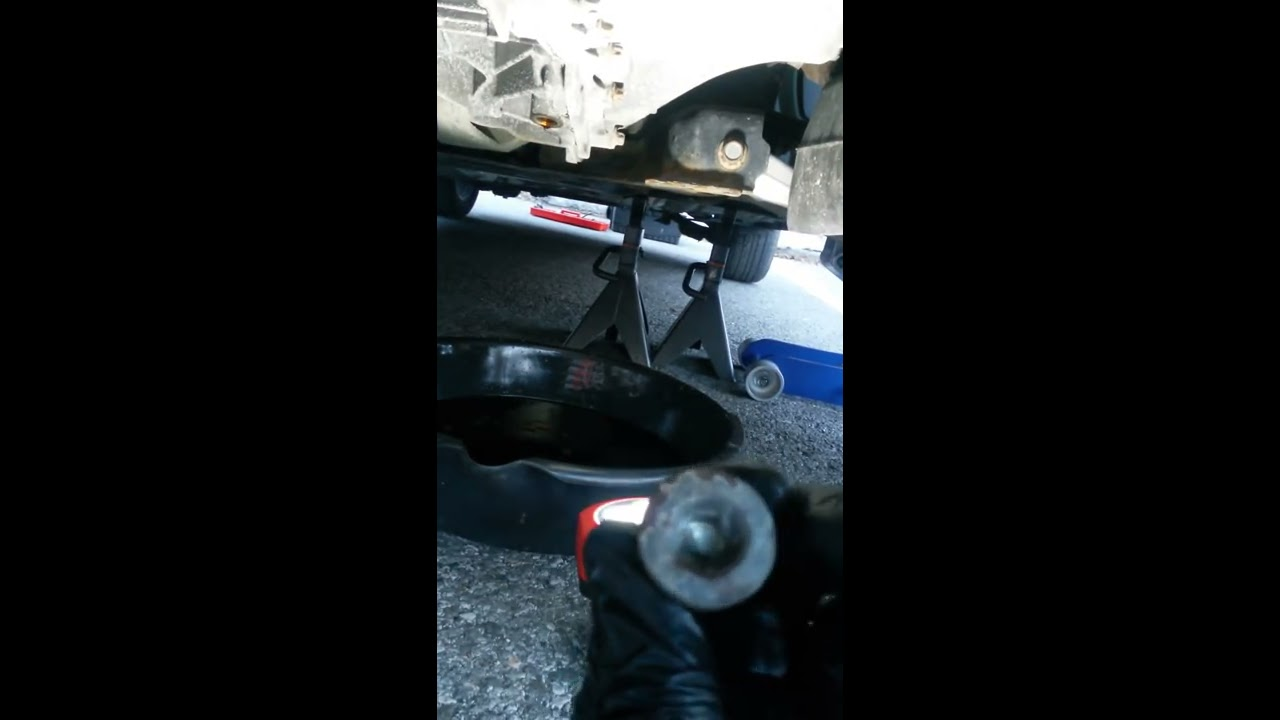 2012 Ford Focus S E Transmission Fluid Changed