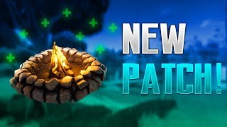 Fortnite Patch 2.1 | New Cozy Campfire Item is LIT!