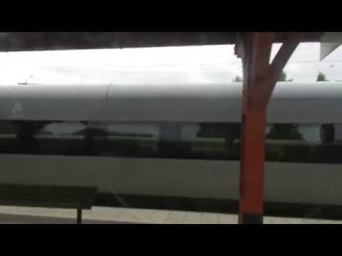 Sweden - Stockholm Centralstation to Malmö Centralstation by SJ X2000 High Speed Train 2015 07 31
