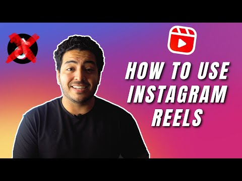 How to Use Instagram Reels - IG New Feature (Full Tutorial 2020)