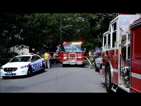 FATAL BASEMENT FIRE IN NORTH PATCHOGUE NY