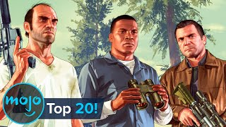 Top 20 Greatest GTA Missions Ever