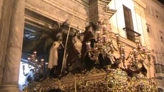BORRIQUITA CADIZ 2012 - Entrada en la iglesia del Carmen