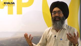 Q&A - What is the Sikh Creation Theory? Professor Varinderpal Singh