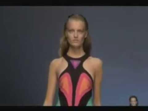 Emilio Pucci Spring Summer 2009 Womenswear Part 1