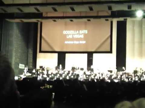 The Conejo Valley Unified School District 35th Annual All District Band Festival(1)