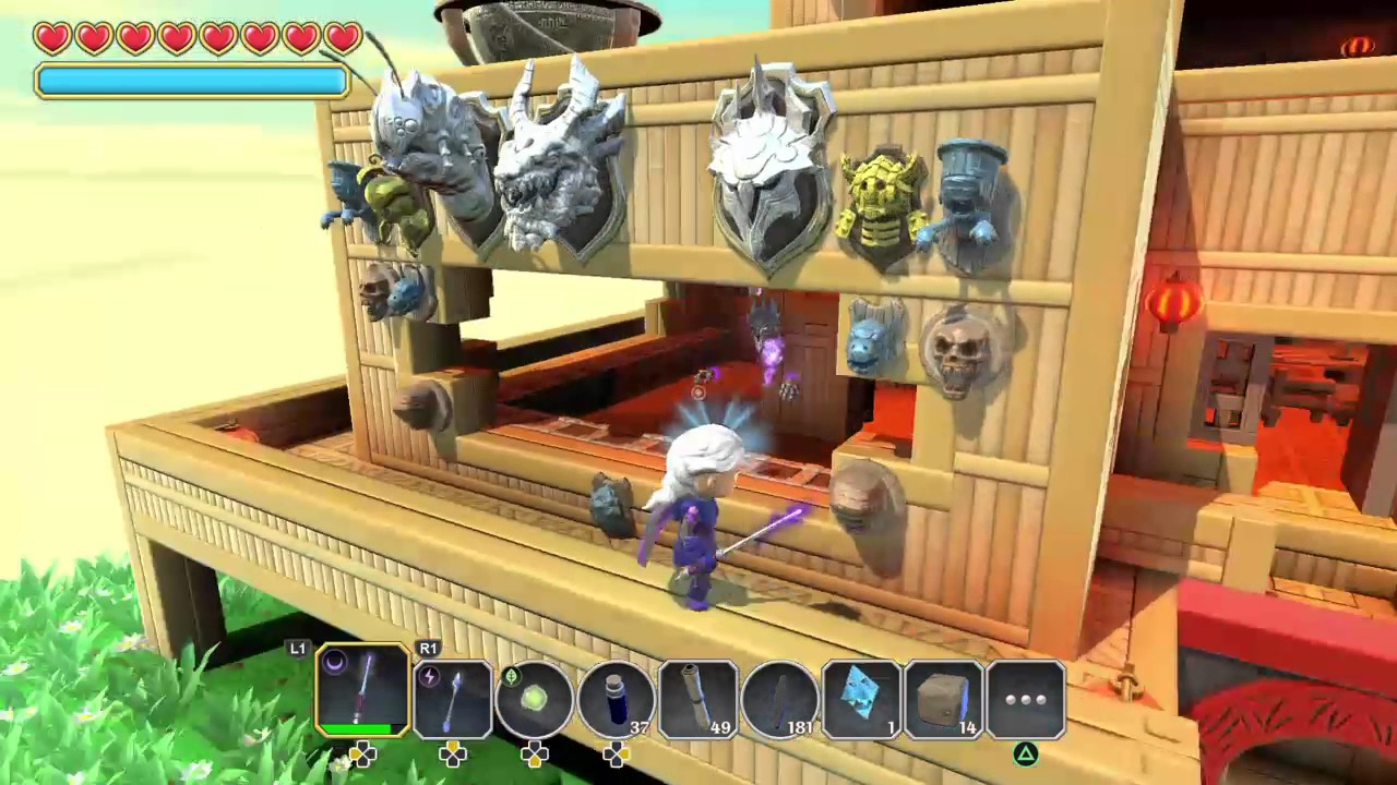 Portal Knights Halloween Event 2020 Portal Knights How To Activate Spring Festival Event (and others